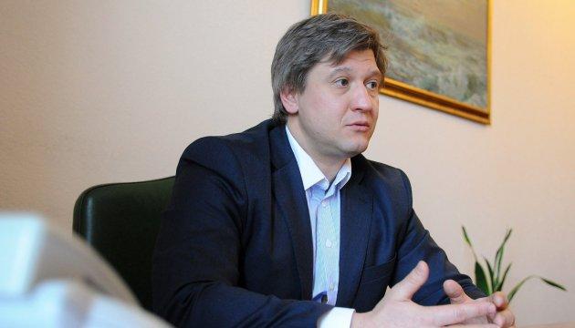 Данилюк подтвердил, что ему предлагали должность посла Украины в США