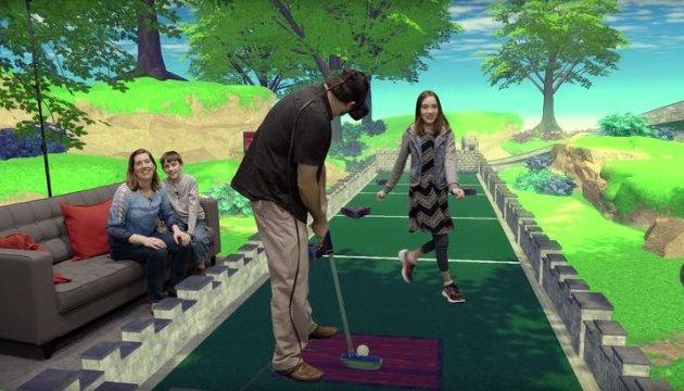 У Мережу виклали перше відео, зняте усередині віртуальної реальності