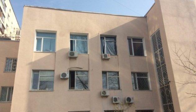 Підпал Голосіївського суду: поліція назвала основну версію