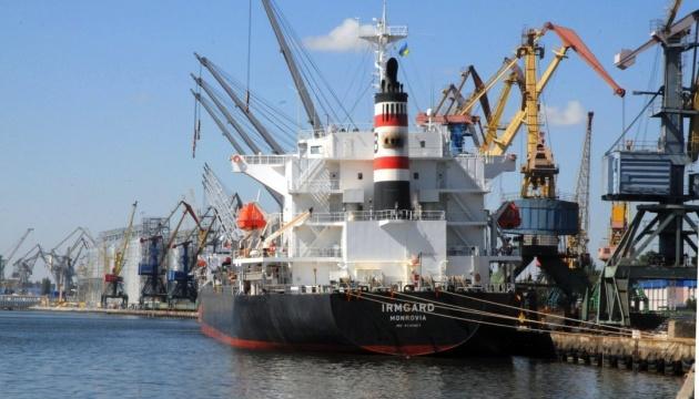 Вантажопереробка у Миколаївському порту збільшилась на 400 тисяч тонн