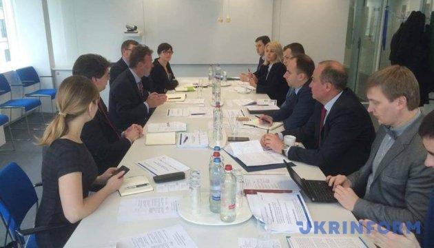 Ukrainian delegation, EIB discuss attraction of investments to Ukraine