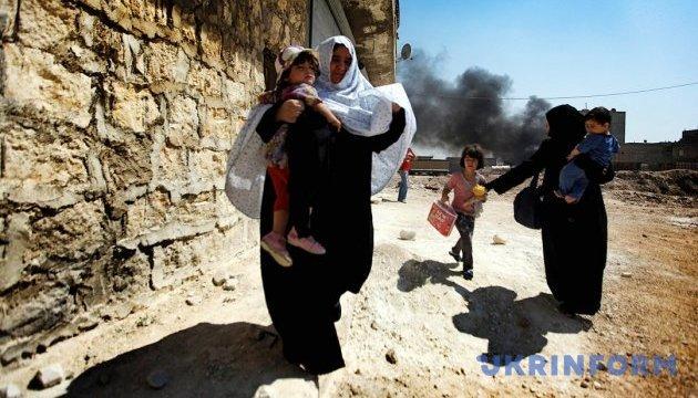Сотні жителів Алеппо тікають від бойових дій - правозахисники