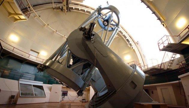 Кримську обсерваторію анексував Роскосмос