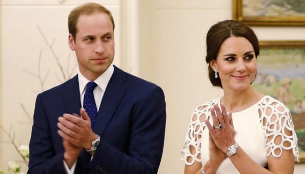 Супруга принца Уильяма должна родить в апреле