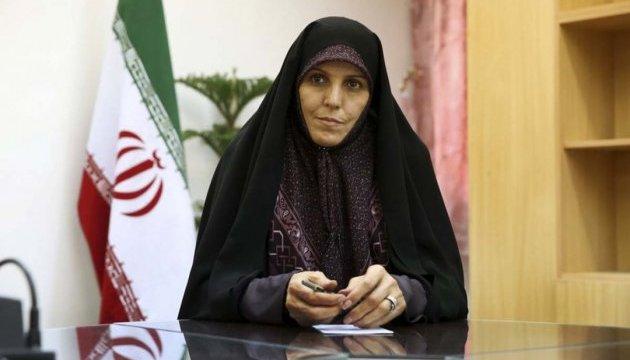 Високопоставлена чиновниця Ірану спробувала заступитися за родини страчених контрабандистів