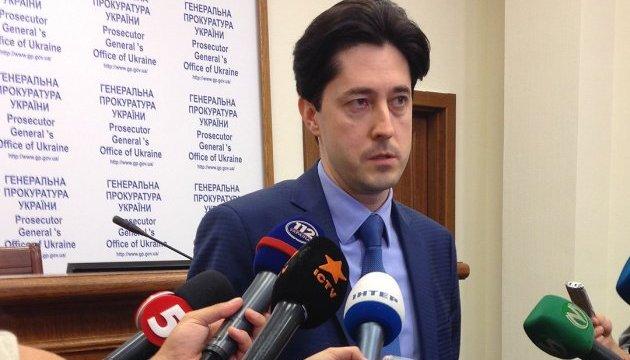 Касько каже, що діаманти Корнійця – викрадений речовий доказ