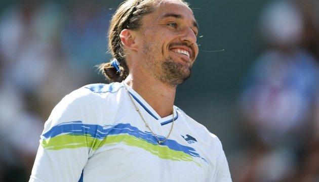 Долгополов покращив позиції в рейтингу ATP