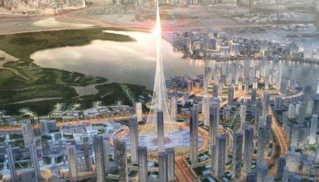 У Дубаї хочуть побудувати найвищу будівлю у світі