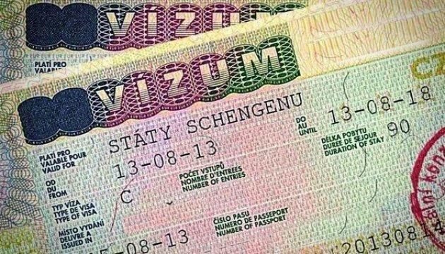 Євросоюз анонсував новий візовий стікер для шенгену