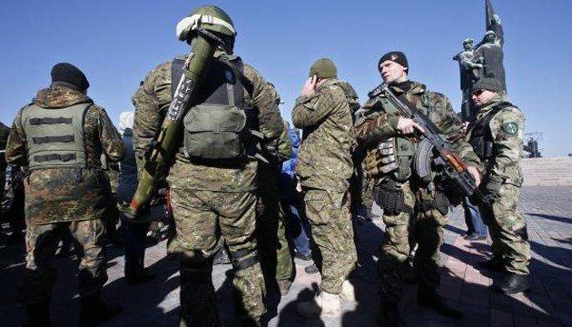 За май оккупанты потеряли на Донбассе 180 убитыми, 190 ранеными