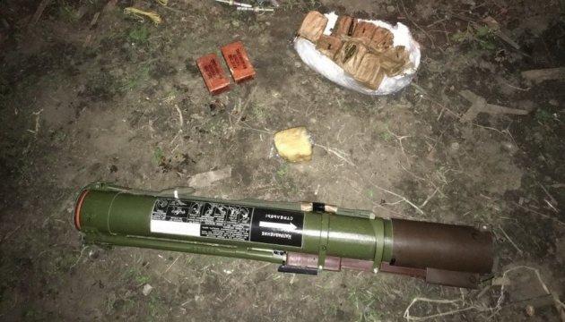 СБУ знайшла у депутата арсенал зброї