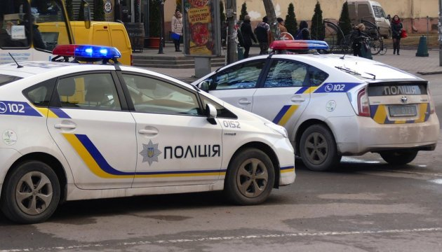 Two Kyiv policemen injured in shootout yesterday