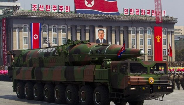 КНДР погрожує новими ракетними випробуваннями