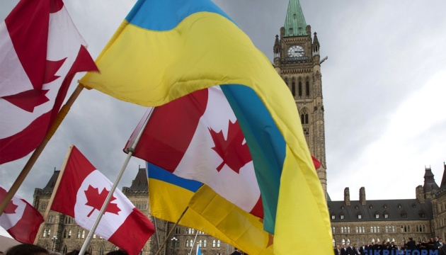 Ambassador: Ukraine, Canada to sign defence area agreement this year