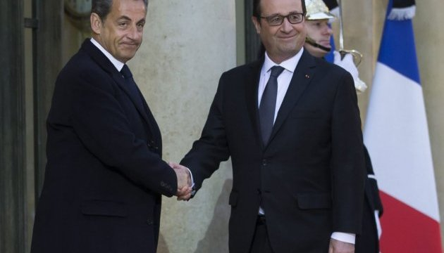 В Олланда та Саркозі - найнижчі президентські рейтинги