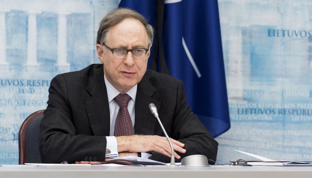 Vershbow: NATO will never accept Russia's occupation of Crimea