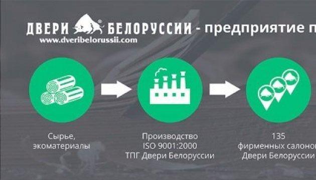 Компанія «Двері Білорусі» створила систему повного циклу ведення бізнесу