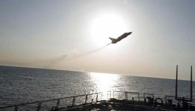Истребители НАТО шесть раз перехватывали военные самолеты РФ над Балтикой