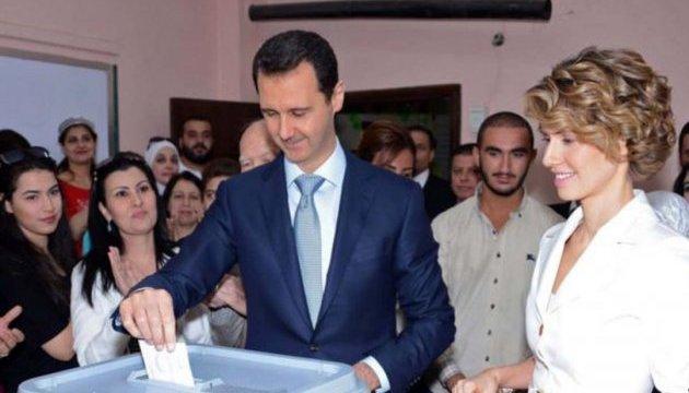 В Сирии объявили очередную «победу» Асада на президентских выборах