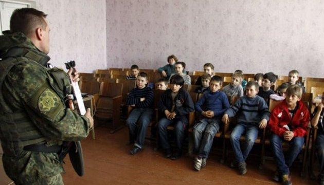 50 дітей загинули на Донеччині в результаті бойових дій