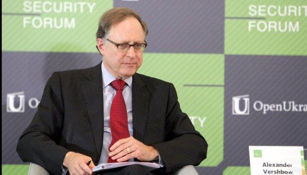 Треба збільшити вартість для Росії подальшої агресії в Україні - Вершбоу