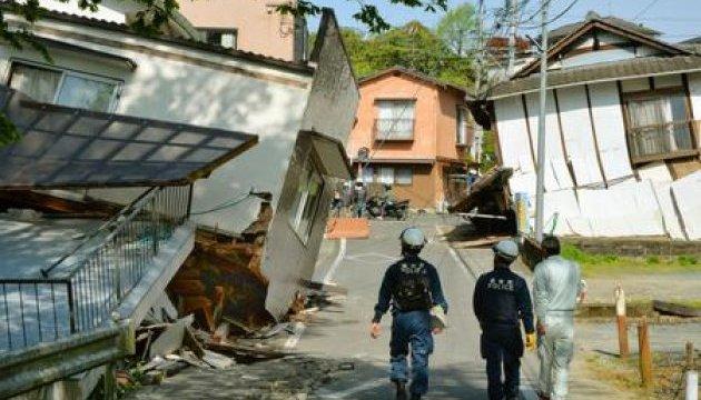 Японію знову труснуло, оголошена загроза цунамі