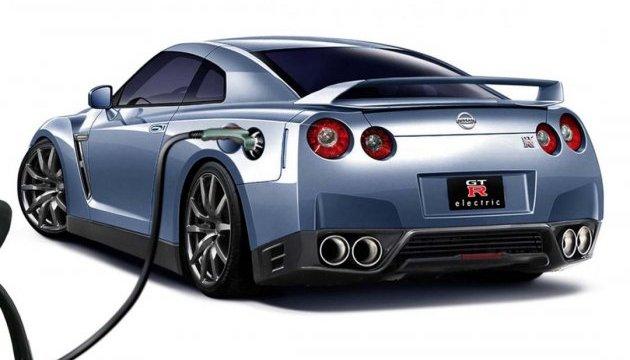 Nissan поповнить модельний ряд електромобілів