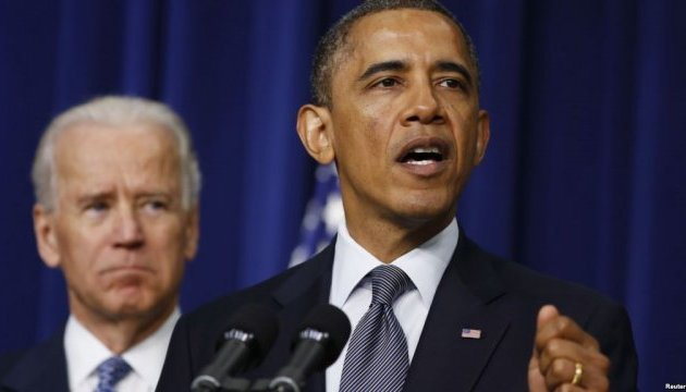 Обама і Байден оприлюднили доходи за рік