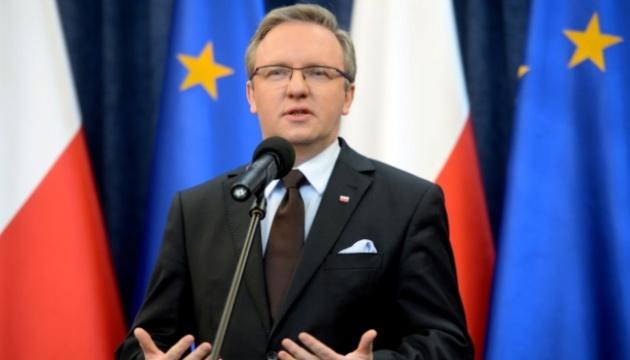 Польша обещает быть адвокатом Украины в случае избрания в Совбез ООН