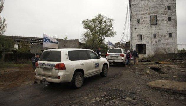 ОБСЄ встановила під Авдіївкою камери спостереження
