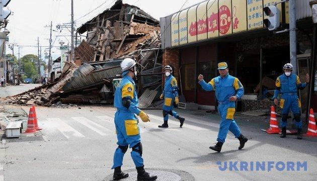 Землетрясение в японской Фукусиме: угроза цунами, объявлена эвакуация