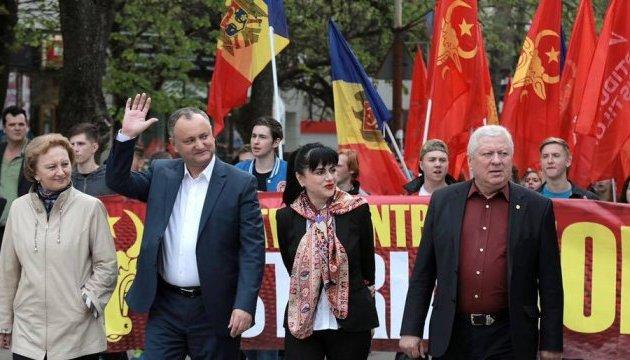 У Молдові пройшли марші за державність