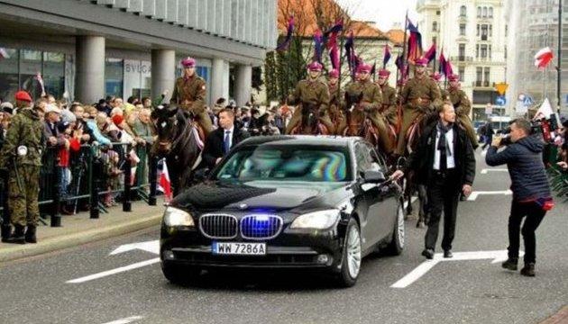 У Польщі обрали безпечний автомобіль для VIP-осіб з уряду та НАТО