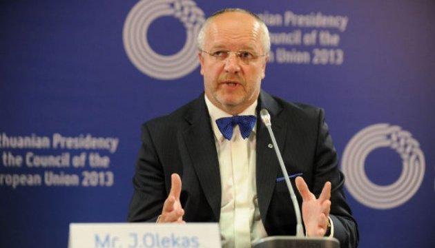 Совет Россия-НАТО в приоритет поставит Крым и Донбасс - литовский министр