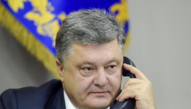 President congratulates Ukrainians on release from captivity