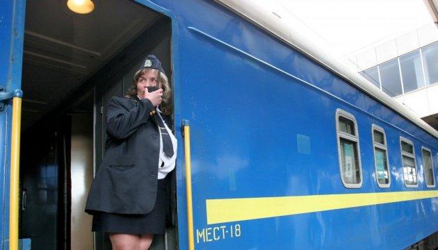 Ukrzaliznytsia no tiene planes de detener la circulación de trenes a Rusia