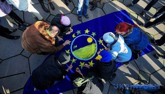 Безвіз українцям гальмують три країни ЄС - джерело