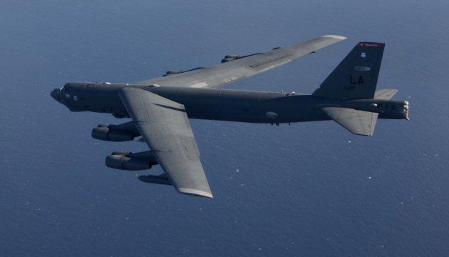 Штаты впервые применили легендарные В-52 против ИГИЛ