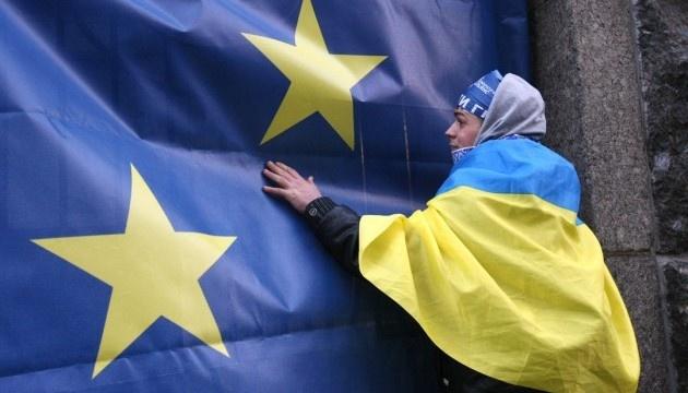 С сегодняшнего дня будут действовать свыше ста новых положений Ассоциации Украина-ЕС