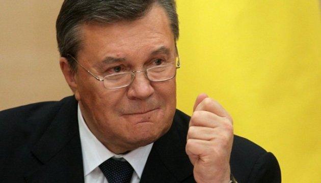 Допит Януковича: суд має дати добро 24 листопада