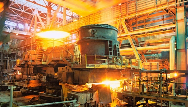 В Україні збільшується металургійне виробництво