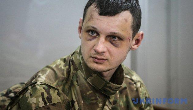 Краснов перейшов на сухе голодування