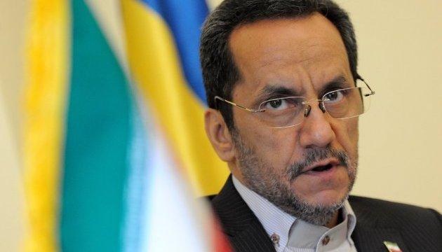 Embajador: Irán apoya la integridad territorial de Ucrania y no reconoce la anexión de Crimea