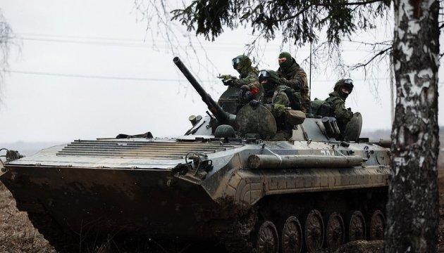 Доба в АТО: бойовики застосовують артилерію та міномети, по Авдіївці гатив танк