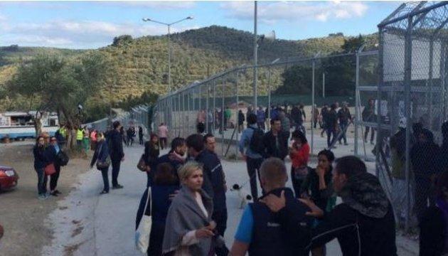 В болгарском лагере для беженцев афганцы подрались с иракцами