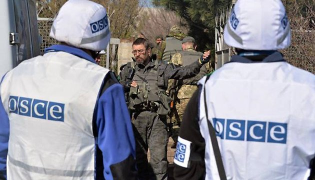 Number of attacks along contact line in Donbas increased - OSCE SMM