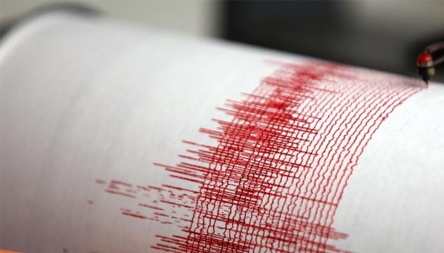 Землетрясение магнитудой 5,9 произошло у Новой Зеландии