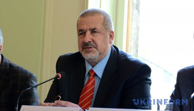 Crimean Tatar Mejlis leader: Blockade of Crimea fulfilled its task