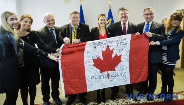 Ukraine with Canada's assistance trained 97 military doctors