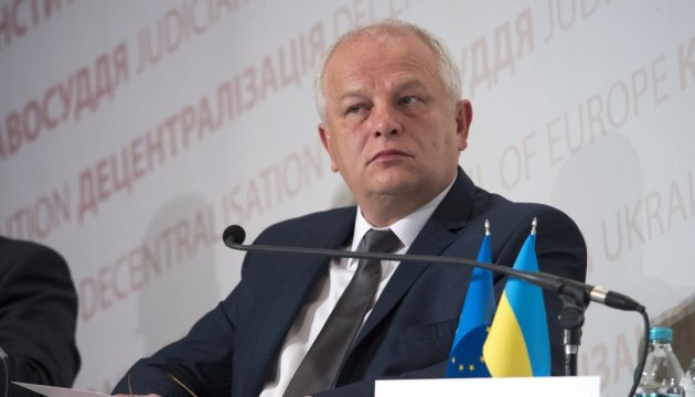 Ukrainian Vice PM Kubiv supports industrial dialogue with Poland